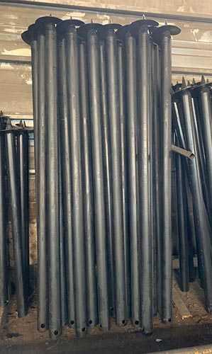 Винтовые сваи диаметром 89 мм